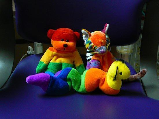 «Beanie Babies» — самые дорогие серийные плюшевые игрушки в мире