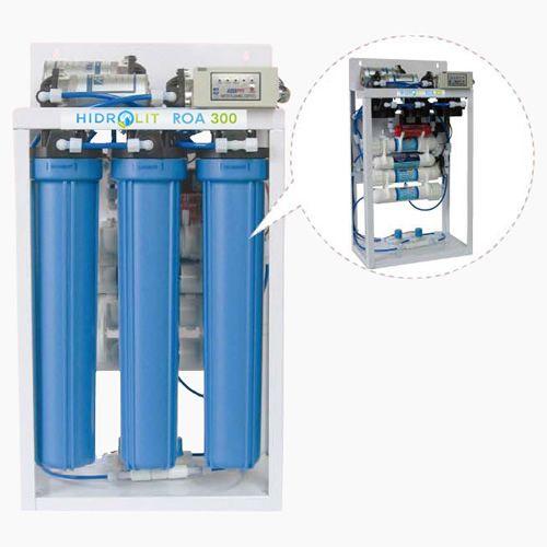 Sistema de Osmosis Inversa Doméstica de 300GPD - Modelo ROA 300