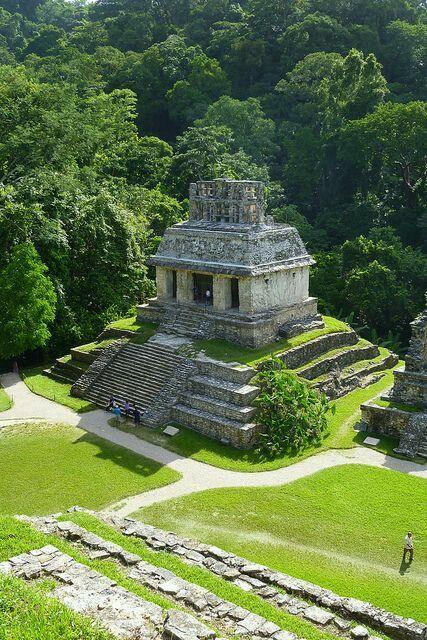 G. Palenque Chiapas, México