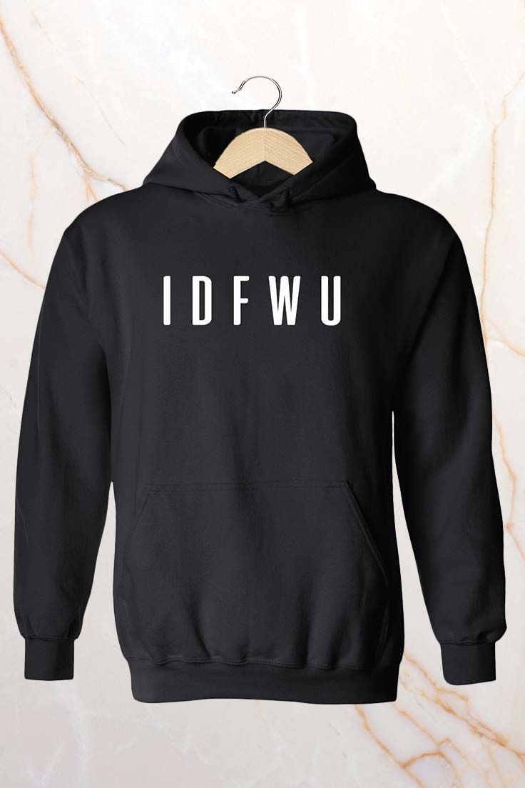 Cozy up in this awesome hoodie and let everyone know how you feel! Check out our other custom t-shirts including Justin Bieber, Drake, Kanye, Kendrick Lamar, Notorious BIG, Marilyn Monroe, Big Sean, Future, Migos and tons of amazing accessories and apparel