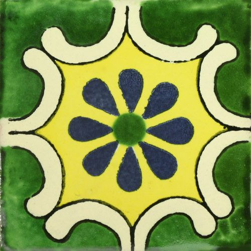 Mexican Decorative Tiles 167 Best Talavera Mexican Tile Images On Pinterest  Mexican Tiles