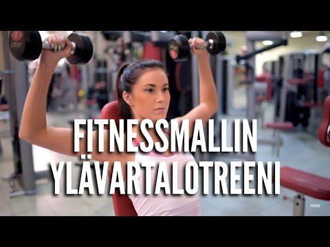 Personal trainerin pakaratreeni - Aino Papinniemi | TIKIS - YouTube