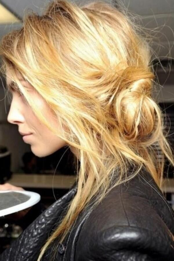 @laloves_ #cute #hair #runway