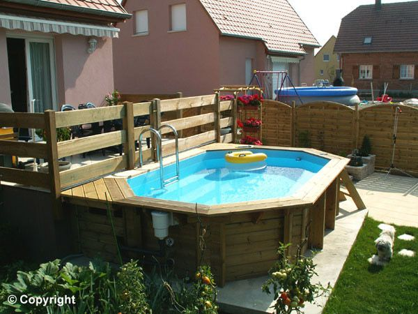48 best Piscine images on Pinterest Swimming pools, Small swimming