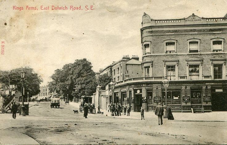 Kings Arms East Dulwich Road S.E 1907 S.E London | eBay