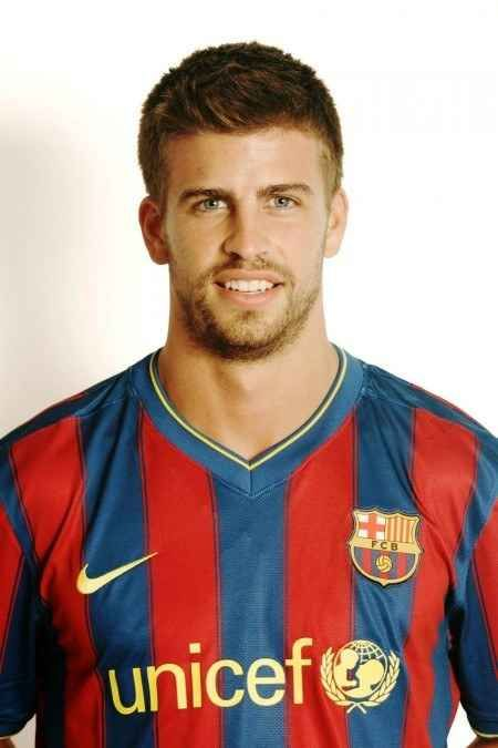 Gerard Piqué - Defender - Spain   The Definitive List Of Hot Soccer Players In The 2014 World Cup