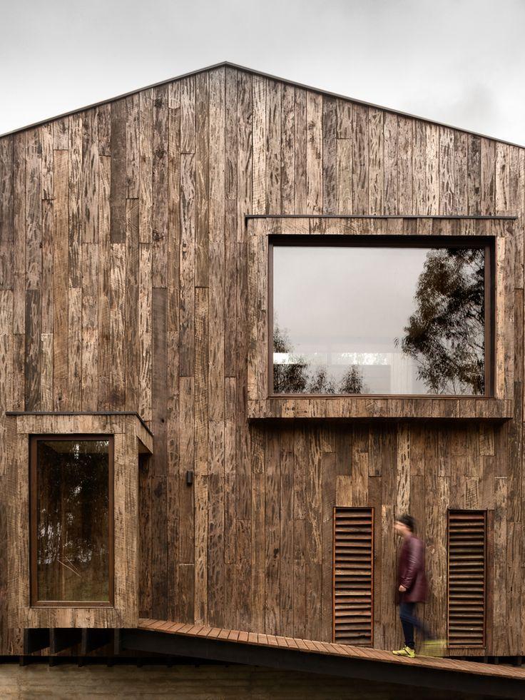 Casa Tunquen / DX Arquitectos