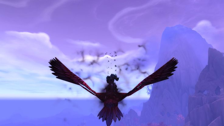 You Can See Through the Rogue Class Mount #worldofwarcraft #blizzard #Hearthstone #wow #Warcraft #BlizzardCS #gaming