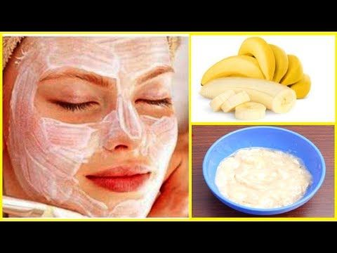 #HealthyLivingTips Banana Permanent Skin Whitening Face Mask 100% Works || Get... #NaturalCure #Health