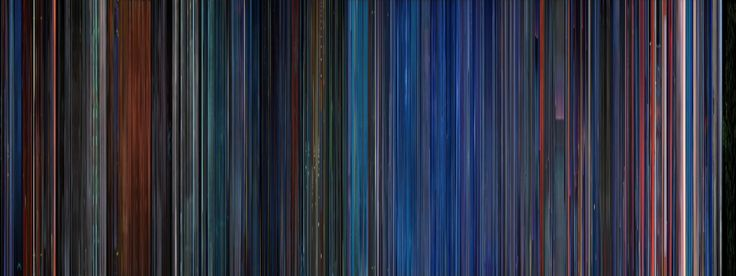 An Entire Film in One Frame: Movie Bar Code