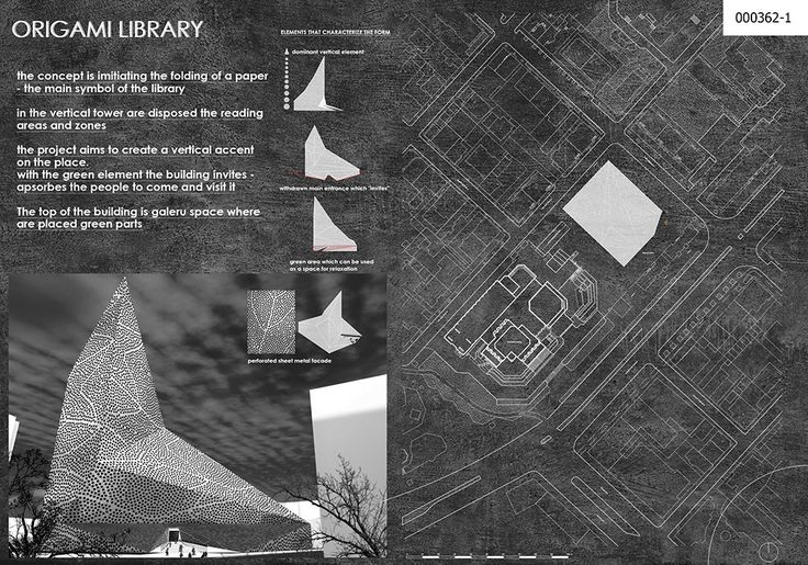 Library of Varna  Project by: Terraplan-Partners Dooel, , Republic of Macedonia