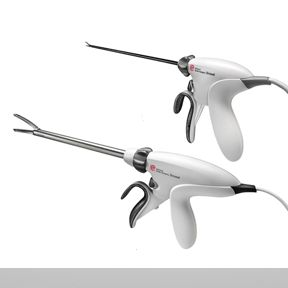 ENSEAL® G2 | The ENSEAL® G2 line of Super Jaw (for open procedures) and Curved and Straight Tissue Sealers (for open and laparoscopic procedures)