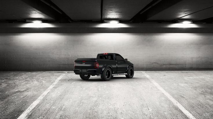 Checkout my tuning #Dodge #Ram1500RegularCab 2014 at 3DTuning #3dtuning #tuning