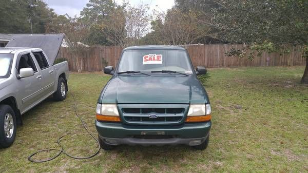 2002 Ford Ranger (Beaufort) $3500: < image 1 of 7 > 2000 Ford Ranger condition: goodcylinders: 6 cylindersdrive: rwdfuel: gasodometer:…