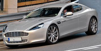 2010– Aston Martin Rapide