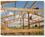 How to build pole barn post beam structure secrets for Design your own pole barn