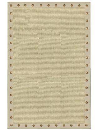 Nailhead rug