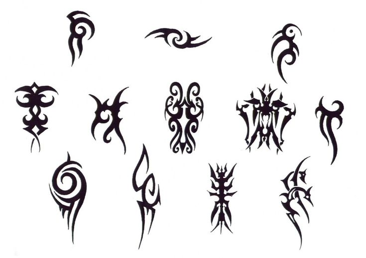Tribal Hand Smol Tattoo Designs For Men Cool Tribal Tattoo Designs For Women | Tattoo Inspirations