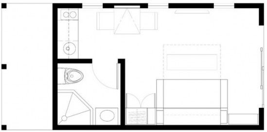 Convert Your Garage Into A 1 Bedroom Granny Flat Google Search Granny Suite Ideas