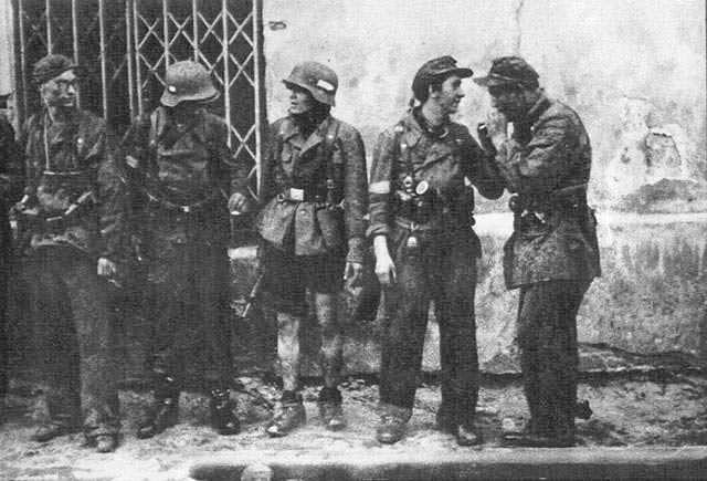 Warsaw Uprising - Warecka 10 (1944)