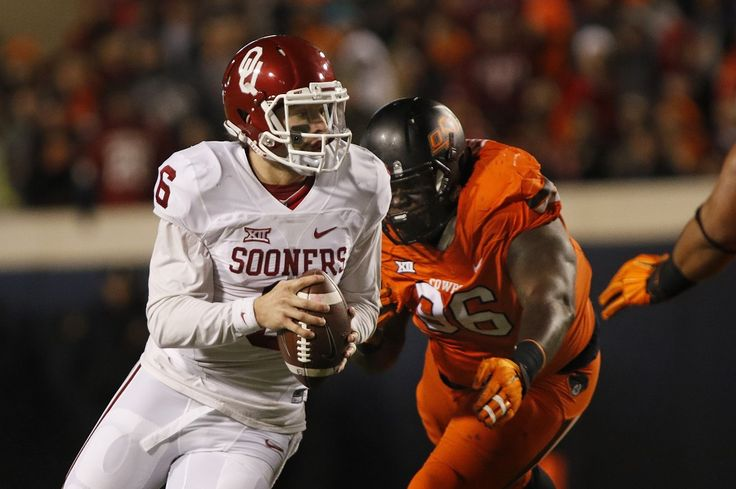 Most of you probably think it should go to Derrick Henry. Think again. Mayfield has the stats to prove he is worthy of winning the award, but he also possesses intangibles that are not found on the stat sheet. He is a competitor, a leader, and may have some of the best dance moves in college football...