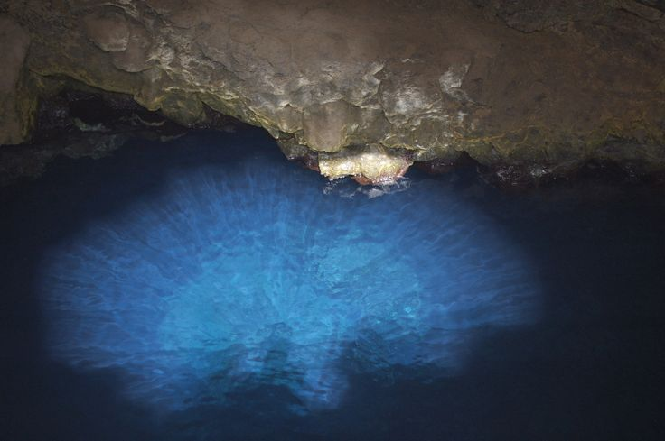 The blue eye of Cape Verde, Kaapverdië, Kaapverdische eilanden