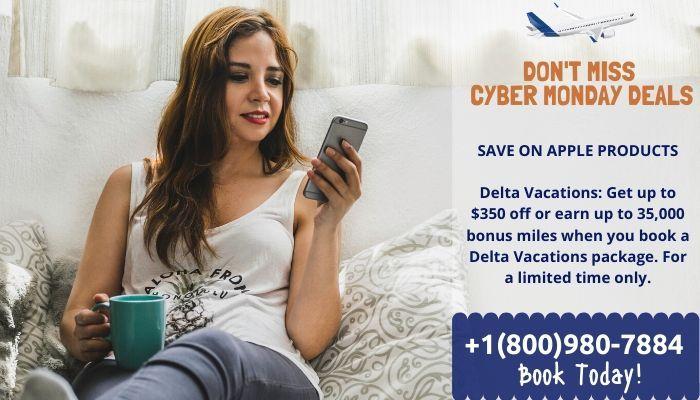 Delta Airlines Cyber Monday Deals Delta Airlines Airline Deals Airlines