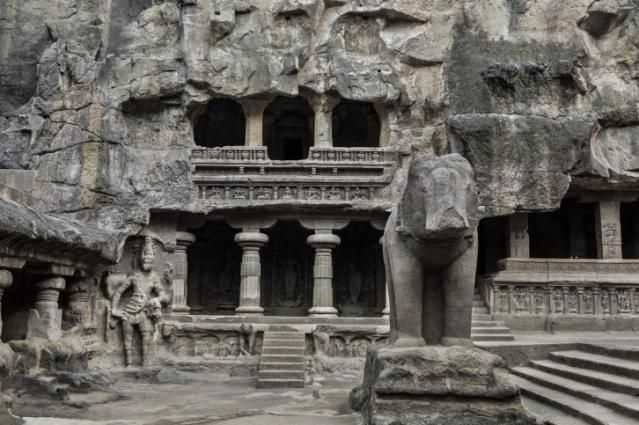 10 Places Find Amazing Caves in India