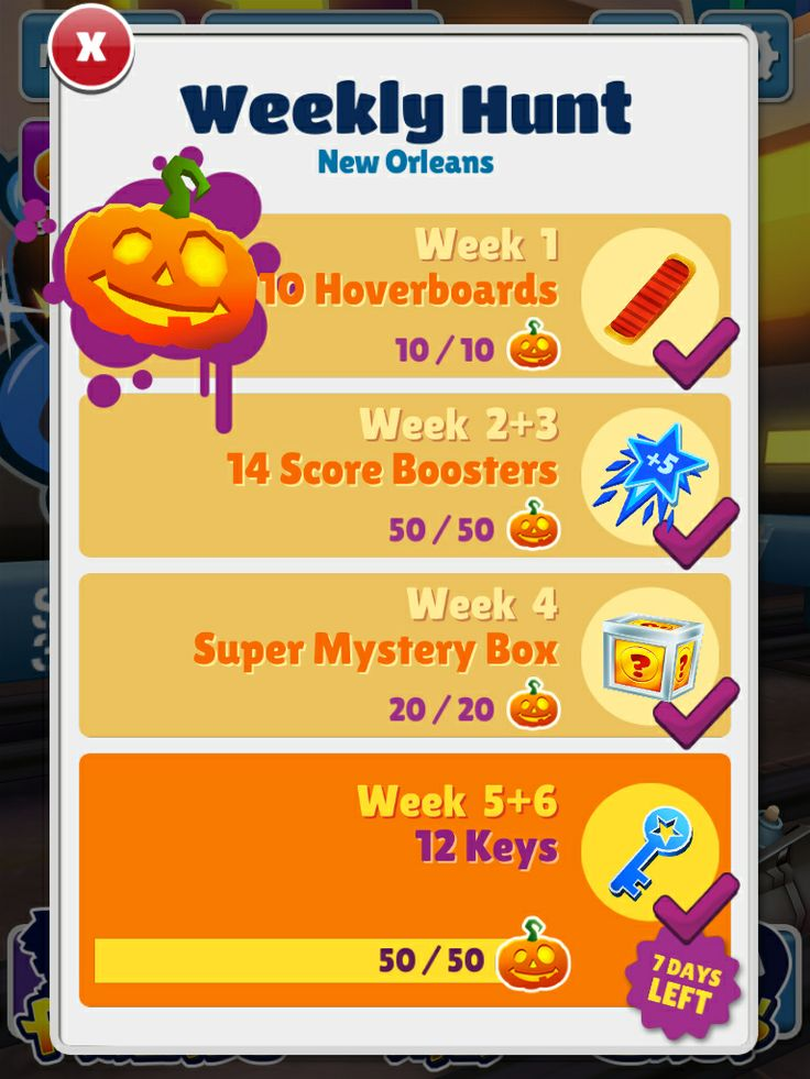 Subway Surfers - New Orleans