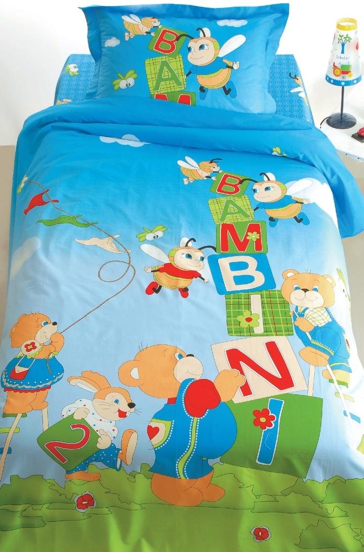 Bambini Kids Bed Sheet Set