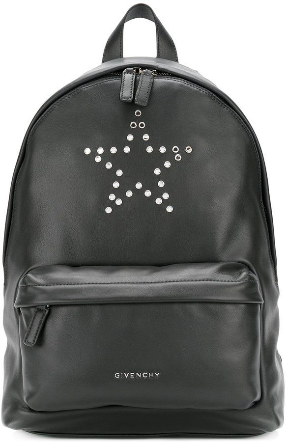 Givenchy star stud backpack