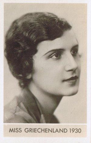 Miss Griechenland 1930