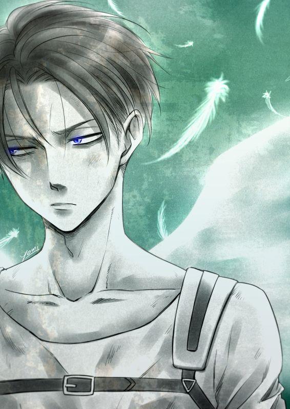 The World Is Cruel But Beautiful Immanime Source Attack On Titan Levi Attack On Titan Anime Levi Ackerman