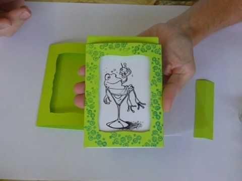 magic slider card instructions