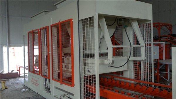 Промышленная машина для производства шлакоблоков в России выгодный вклад в бизнес-проект...