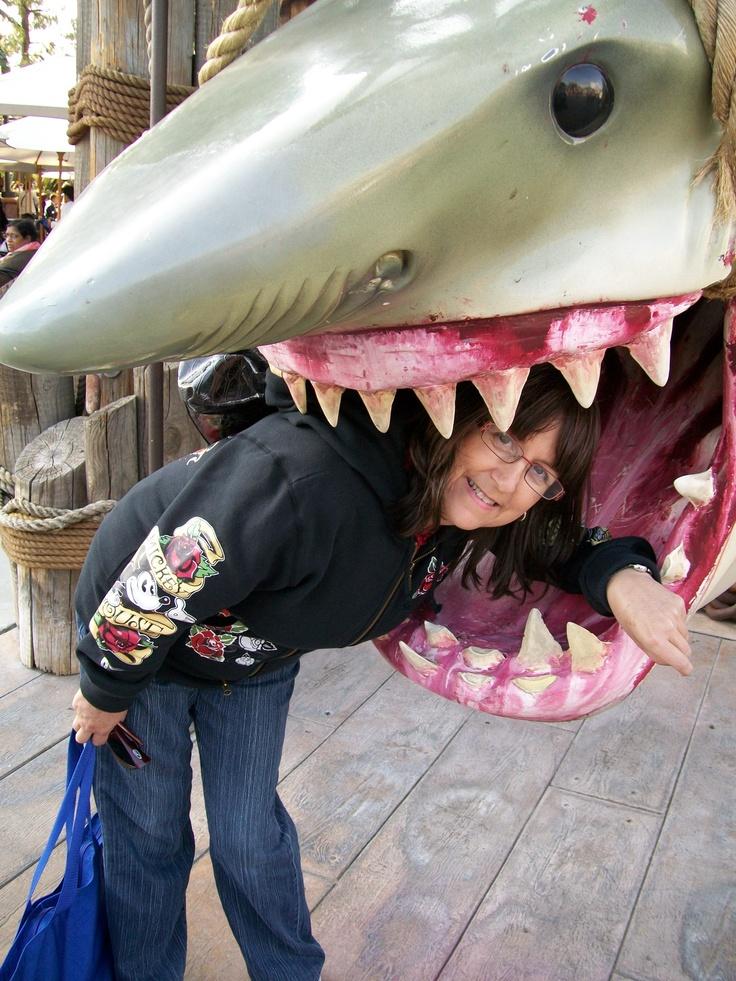 Jaws at Universal Studios 2010