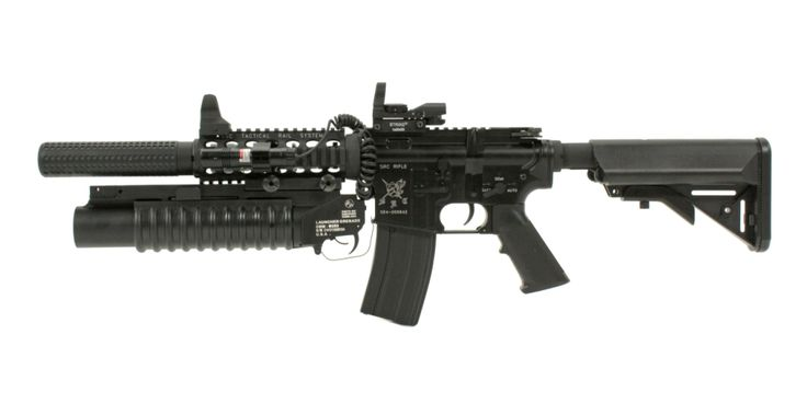 CO2 - SR4 SD - TACTICAL CARBINE - CUSTOM