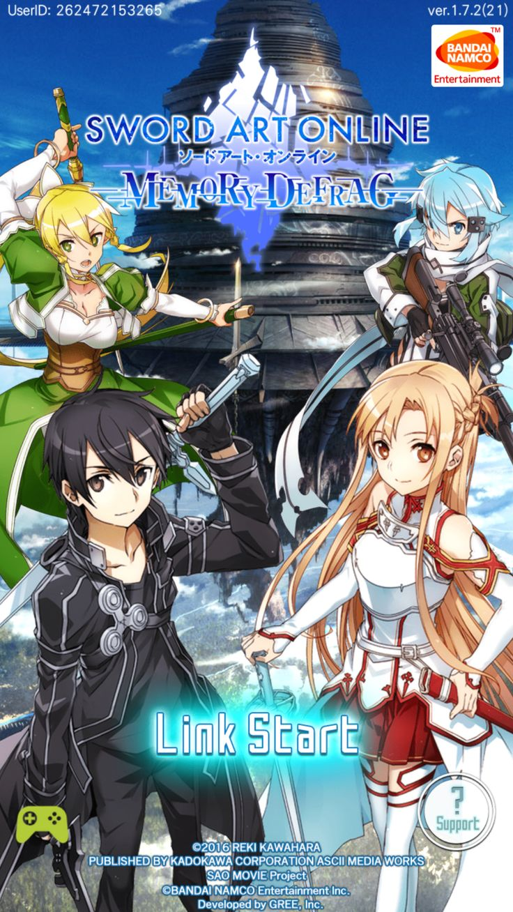 Sword Art Online Memory Defrag Guide [Tips and Tricks