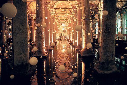 W.O.W...The Basilica Cistern, Istanbul, Turkey by MagdaBis   flic.kr/p/kgmrv