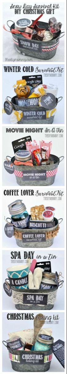 Diy gifts baskets for christmas unique 29+ Ideas for 2019
