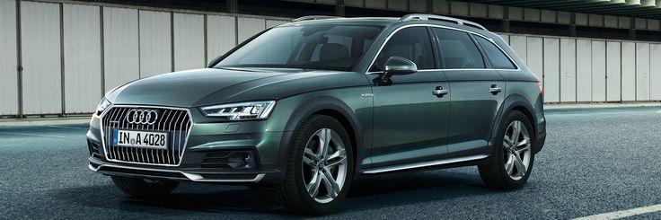 Audi A4 Allroad Quattro — цена, характеристики, комплектации | Audi A4 Allroad Quattro (Ауди А4 Олроуд Кватро) — Киев