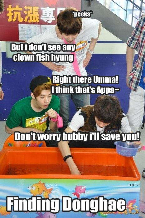 Super Junior Macros..HAHAHA Come visit kpopcity.net for the largest discount fashion store in the world!!