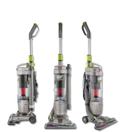 Weighs only 12 pounds and is the lightest Hoover full-size bagless upright available  Windtunnel technology that enables the vacuum to remove embedded dirt and minimizes dirt blowback on carpets  Quick fit hose with one touch release for easy attachment to the hose for all of the included on board tools