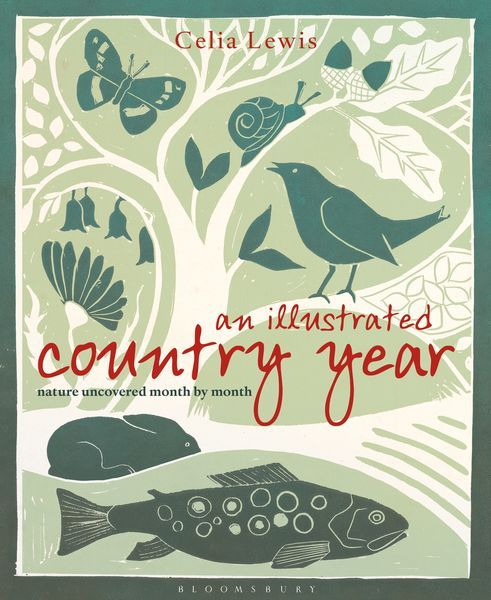 An Illustrated Country Year cover