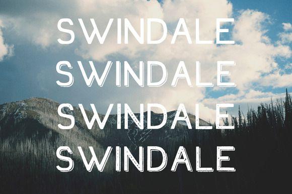 Swindale Sans