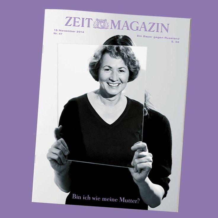 Nr. 47 / 14 - Bin ich wie meine Mutter ? | Cover, Grafik