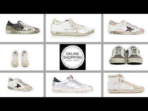 Women s Golden Goose Sneakers TOP 5 - YouTube  c66684fec