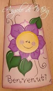 Resultado de imagen para pintura em telha