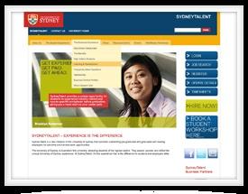 Sydney Uni's Sydney Talent