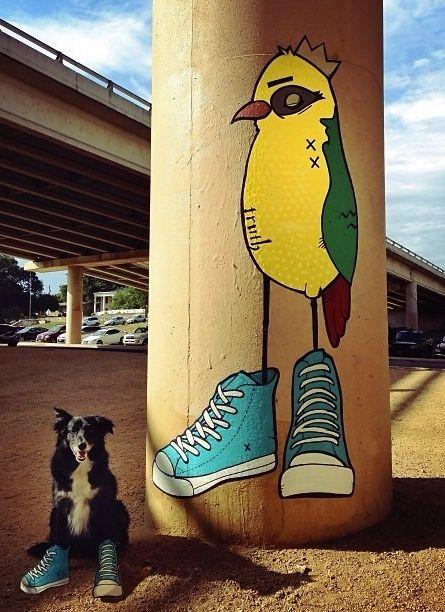 85 best Austin Graffiti and Murals images on Pinterest | Graffiti ...